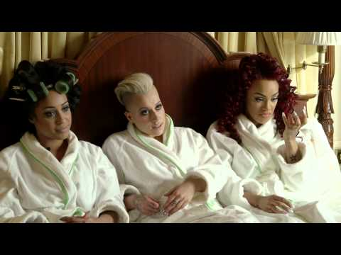 Stooshe's Journey to the BRITs