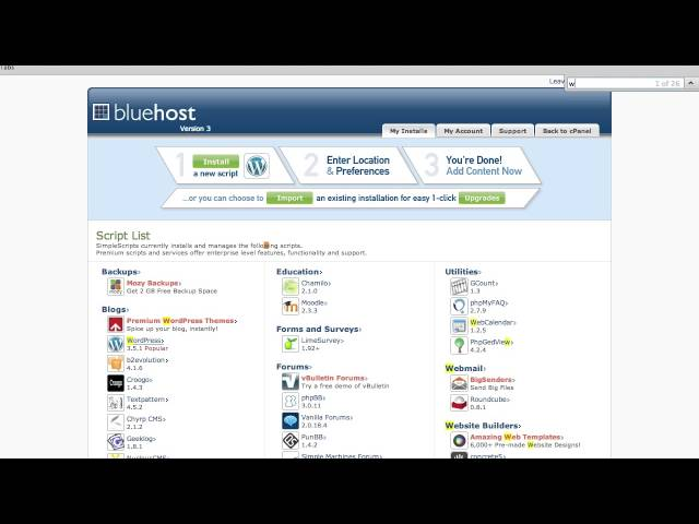 How To Install WordPress On Bluehost In Less Than 5 Minutes | How To Start A Blog Tutorial