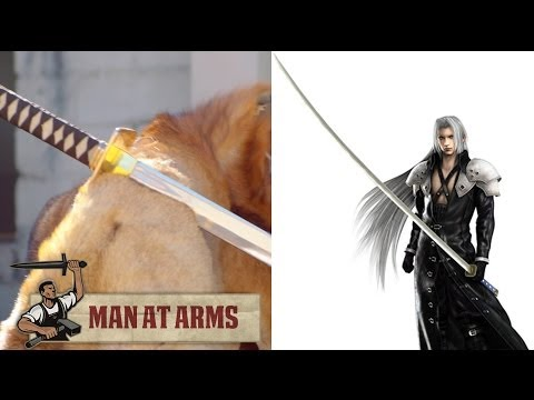 Sephiroth's Masamune  (Final Fantasy VII) - MAN AT ARMS