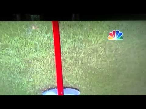 Shawn Stefani Hole in one at USOPEN