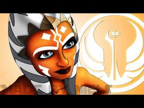 Drawing Ahsoka Tano 2
