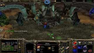 Warcraft 3 Custom Campaign/mod Diablo II beta Part 10 Andariel Final