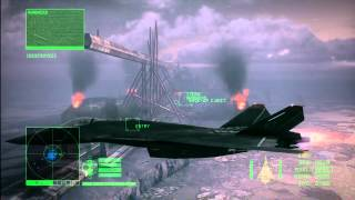 Ace Combat 6: Fires of Liberation Mission 15 (Chandelier) Final+ Ending Credit