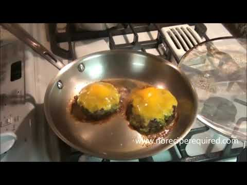Eight Tips for Cooking The Perfect Burger NoRecipeRequired.com