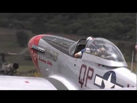 P-51 D Mustang Engine Sounds