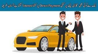 Car Finance from any Bank In Pakistan With Detail By AutoWheels