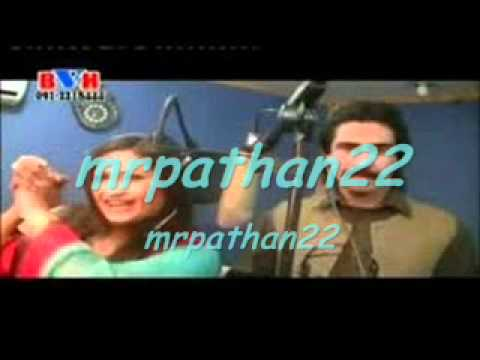 Zaman Zaheer And Salma Shah, New Pashto Song  2012 video