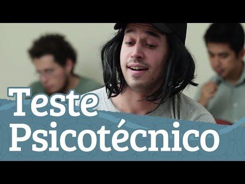 TESTE PSICOTÉCNICO