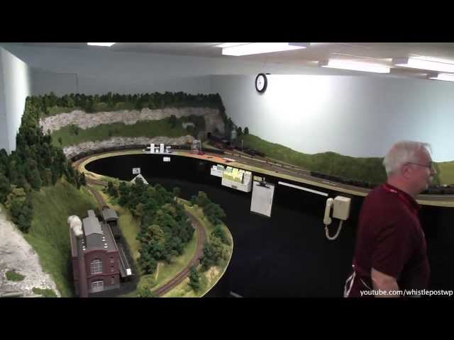 Large HO Scale Layout Revisited