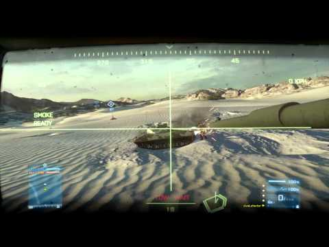 How to tips for the Tank Destroyer (Battlefield 3 Armored kill tutorial)