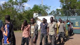 130 illegal Ethiopian to be deported from Kenya after completing jail terms
