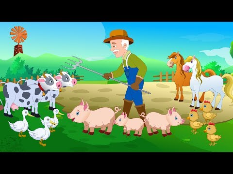 Nursery Rhymes By Kids Baby Club - Old Macdonald Nursery Rhyme
