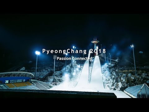 Teaser video of PyeongChang Olympic Games
