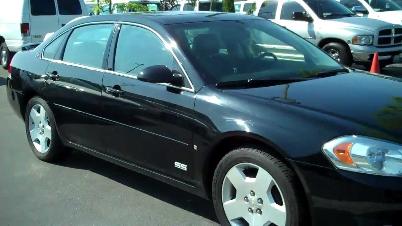 2006 chevy impala ss youtube. Black Bedroom Furniture Sets. Home Design Ideas