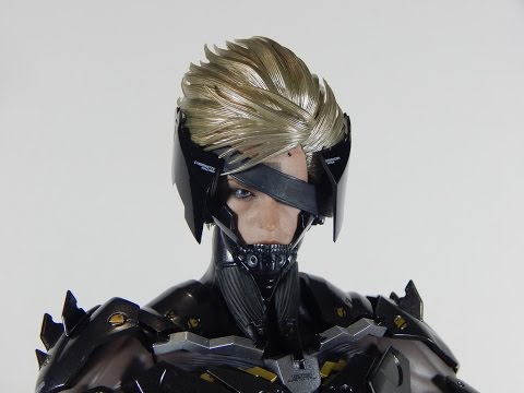 Hot Toys VGM17 Metal Gear Raiden Review