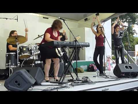 Boogie Woogie  By Dona Oxford  The Riverfront Blues Festival 2013 video