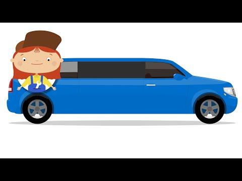 Kids Animation Cartoon Movie. Cars Cartoons. Doctor Mac Wheelie & Limo.