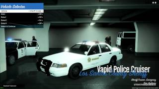 GTA 5 PC MODS - LSPDFR - POLICE SIMULATOR - EP 26 (NO COMMENTARY)