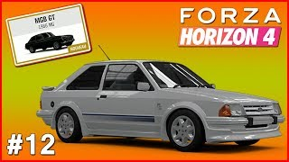 #12. MG MGB GT et Ford Escort RS Turbo → Forza Horizon 4 (let's play gameplay fr)