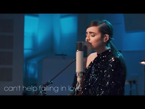 Sofia Carson - Can't Help Falling In Love