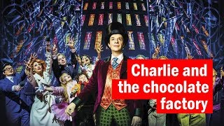 Dressing Room Confessions: Charlie and the Chocolate Factory