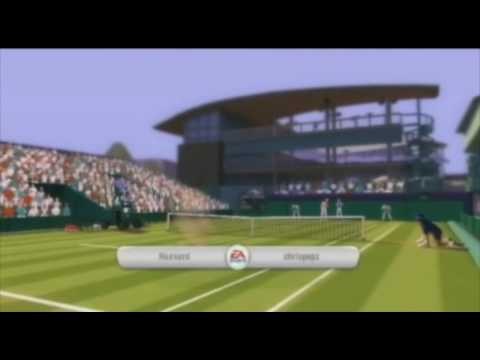 The Wii Informant - Grand Slam Tennis Review Video Supplement