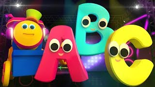 abc song | learn alphabets | learn english for kids | learning street with bob