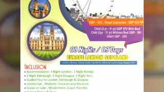 Tour & Travel Services - Oswal Air Travels