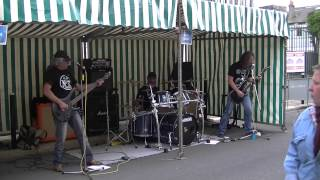 Crazy Adders - fete de la musique - Bonneval - 2013