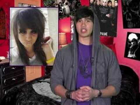 EMO Boy and Girl Hairstyles - How to be EMO!