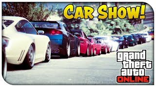 PS4-GTA V CARS SHOW NEW CASINO CARS ONLY OPEN LOBBY COME JOIN
