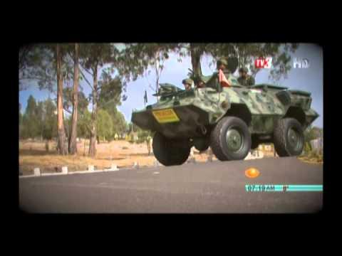 TV3 Noticias Fuerza de Ataque Móvil para Ejército Mexicano