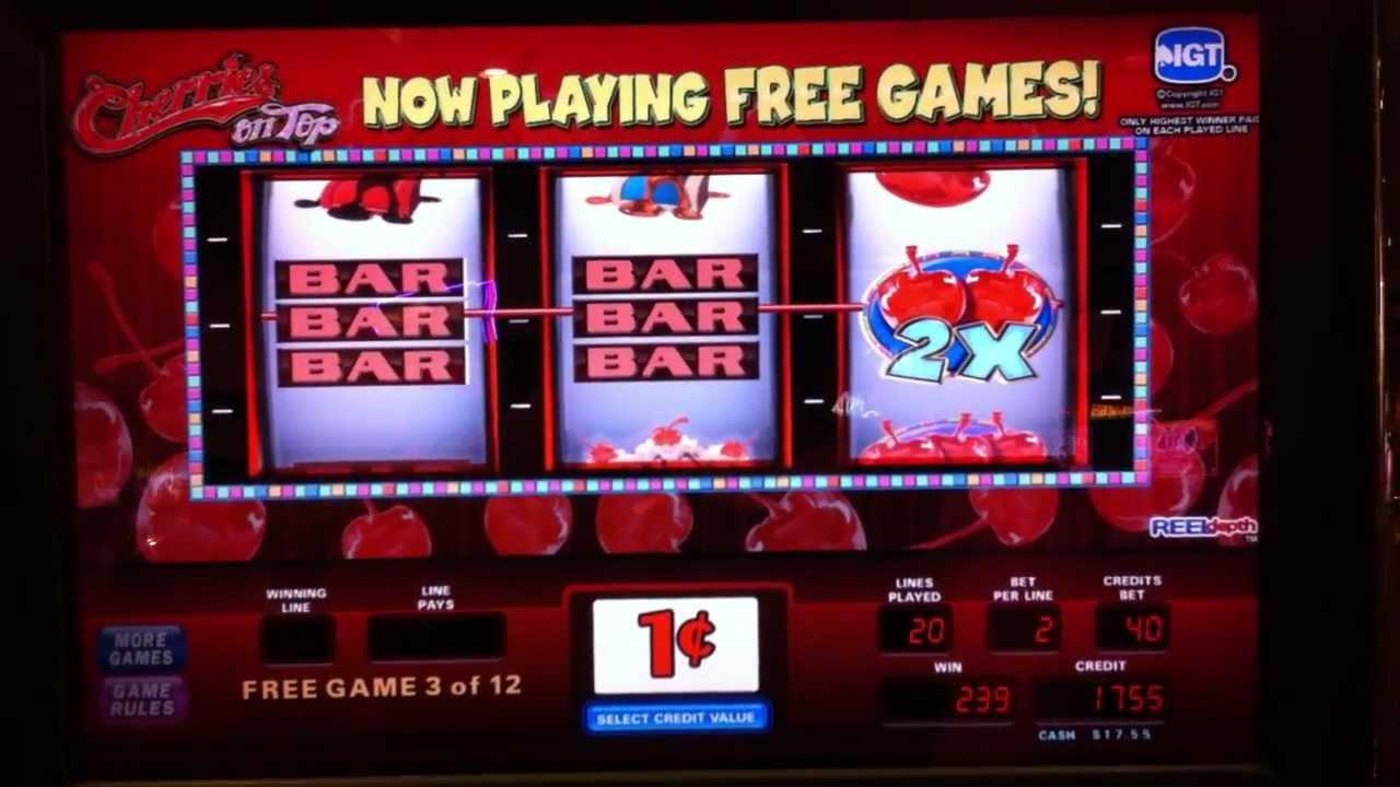 cherries slot machine