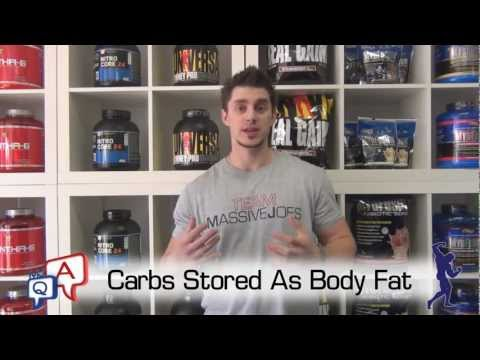What Is The Importance Of Carbohydrates Post-Workout? MassiveJoes.com MJ Q&A Carbs Insulin Spike