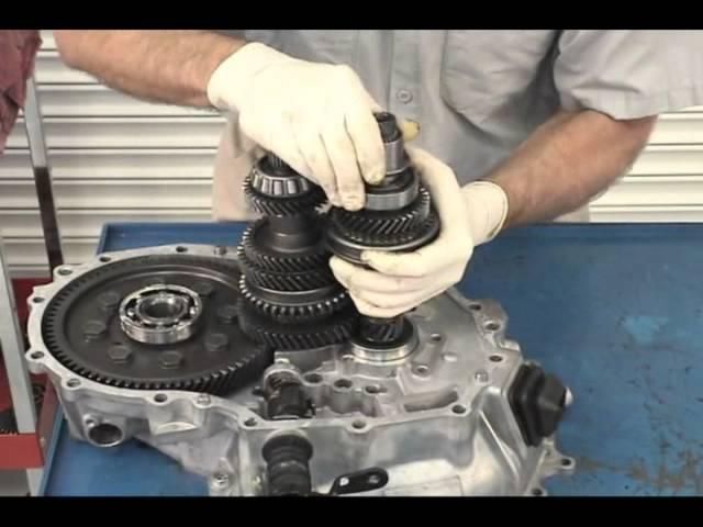 Hyundai Transmission Disassembly Video - YouTube