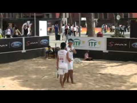MOVIE | Beach Tennis World Championships 2010