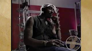 The Interview w/ 2pac 1995 (Best Quality & Complete)