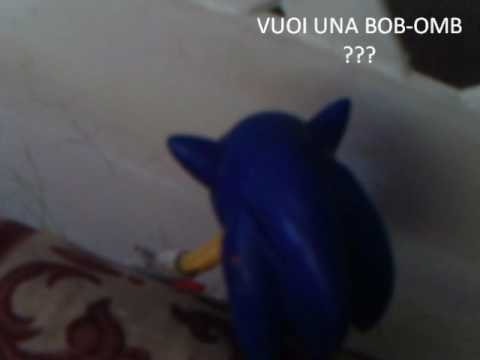 MARIO E LUIGI VS SONIC E TAILS (SUPER SMASH BROS BRAWL STOPMOTION)