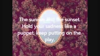 Watch Bright Eyes Sunrise Sunset video
