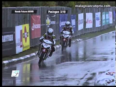 Round 2 Malacca - Honda Future Challenge Final (full)  - PETRONAS Malaysian Cub Prix Championship