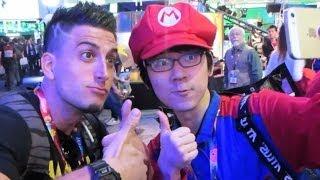 MARIO SELFIE at E3