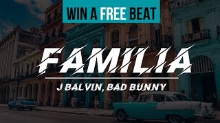 (Free) Latin Trap Type Beat 2019  x Bad Bunny Type Beat 2019 - Familia | Guitar Trap Type Beat 2019