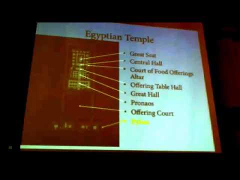 John Gee on  Edfu and Exodus