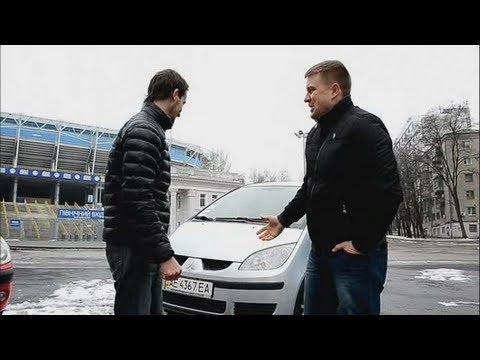 Тест драйв от Коляныча Mitsubishi COLT vs Hyundai GETZ