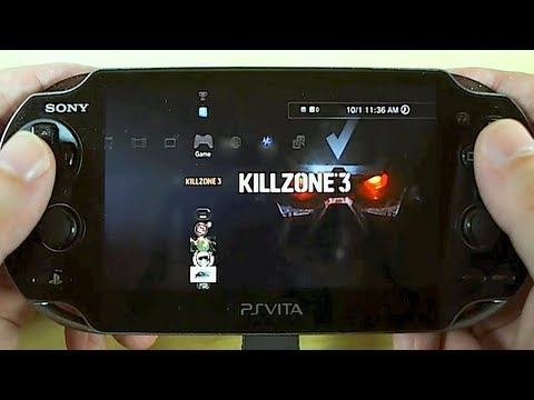 PS VITA Review Part 6 - Gameplay. Videos & Remote Play