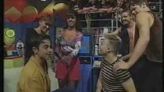 Take That on Gimme 5 - ITV - Performing 'It Only Takes A Minute' - 1992
