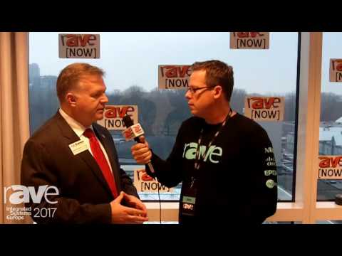 ISE 2017: Jason McGraw Explains Why You Should Attend InfoComm 2017 In Orlando, FL in June