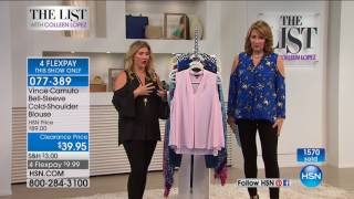 HSN | The List with Colleen Lopez 08.03.2017 - 10 PM