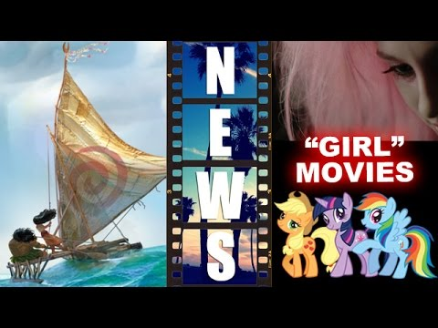 Disney Animation's Moana 2016, Hasbro's My Little Pony 2017 - Beyond The Trailer