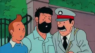 The Calculus Affair part 1  The Adventures Of Tintin